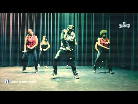 """BREEDING GROUND"" en Jazzé, Chorégraphe: Alvin Johnson"