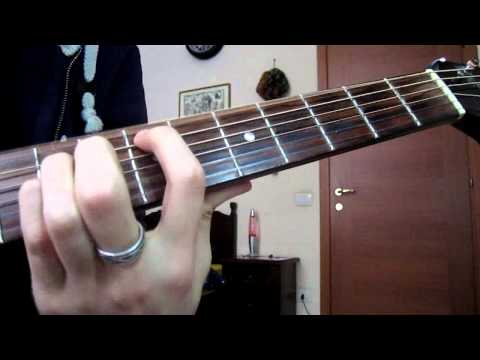 Sum 41 - With Me (cover + chords + lyrics)