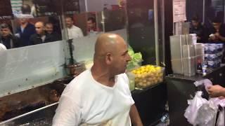 Çiğ Köfteci Ali Usta Yardımcısına Fırça Atıyor Beynini Patlatırım Senin