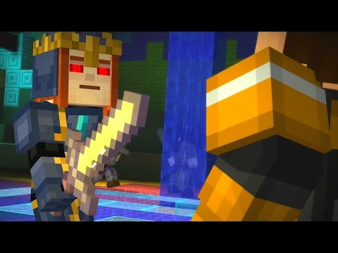Minecraft: Story Mode - Episode 7 - Who Should I Save? (31)