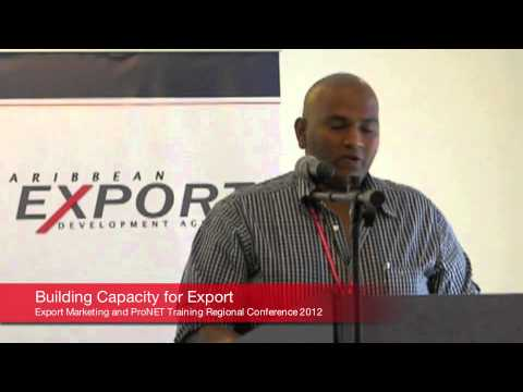 Export Marketing Training Testimonial - Suriname SME