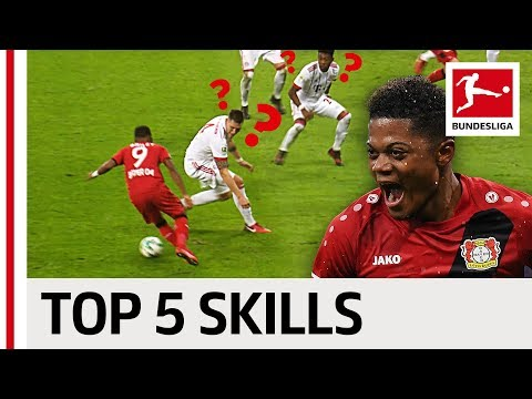 Gnabry's Cheeky Nutmeg & Bailey's Tornado Run - Top 5 Skills in January