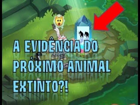DESVENDEI O PRÓXIMO ANIMAL EXTINTO DE JAMAA?!