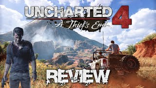 Uncharted 4: A Thief's End - Review (PS4)
