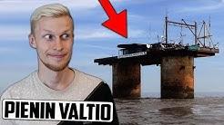 Sealand - Maailman Pienin Valtio Keskellä Merta?