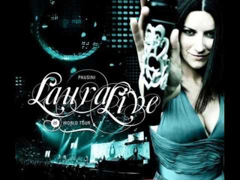 """Laura Pausini """"Con La Musica En La Radio"""""""