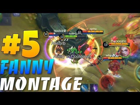 INSANE TOWER DIVE!   FANNY MONTAGE #5