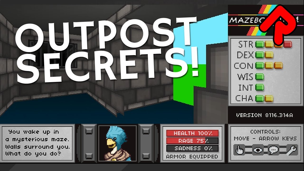 Secrets of the Starbound Outpost!