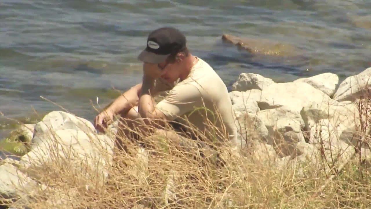 "VIDEO: Crews search lake Saturday for ""Glee"" star Naya Rivera"