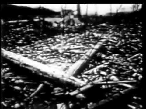 General Effects Of Atomic Bomb On Hiroshima And Nagasaki