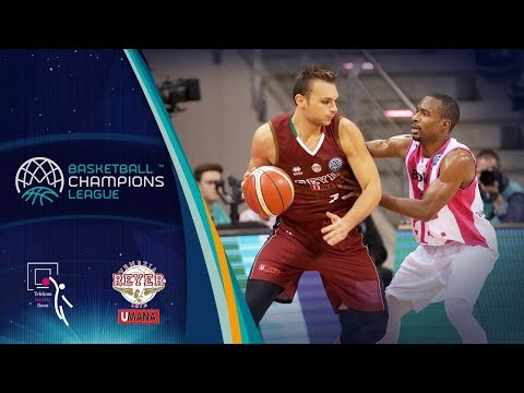 Telekom Baskets Bonn v Umana Reyer Venezia - Highlights - Basketball Champions League 2018-19