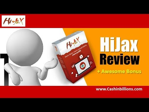 Hijax Pro Review Walkthrough | Conversion Optimization using Hijax Software. http://bit.ly/32idZG4