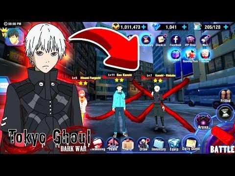 KANEKI É O GHOUL MAIS FORTE !!! -TOKYO GHOUL DARK WAR #06 ‹ BRUNINHO ›
