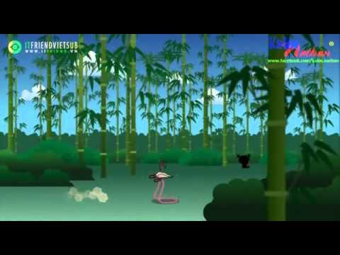 Phim Hoạt Hình Ninja Vui Nhộn Tập 12: Pucca tàng hình
