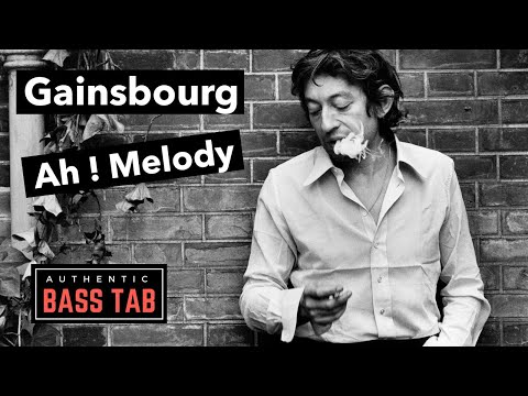 Ah ! Melody - Gainsbourg