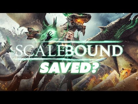 Scalebound NOT DEAD YET? - The Know Game News