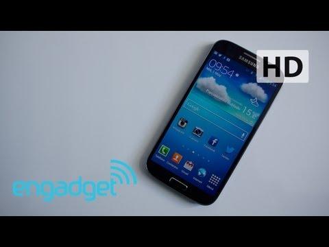 Samsung Galaxy S 4, vistazo en vídeo | Engadget en español