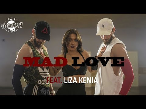 Sean Paul,David guetta - Mad Love ft. Becky / Twincity Choreography/Liza Kenia
