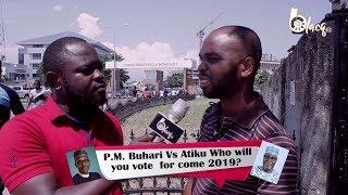 PM Bihari Vs Atiku, who will you vote for come 2019 ? Oya talk