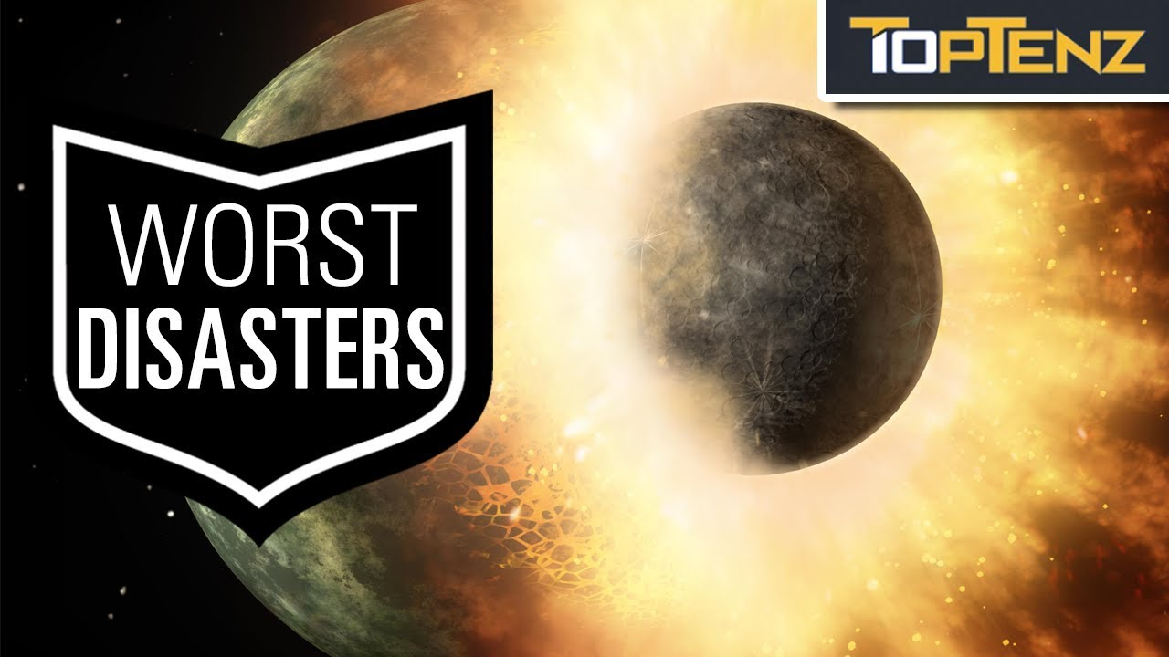 10 Biggest Natural Disasters in Earths History