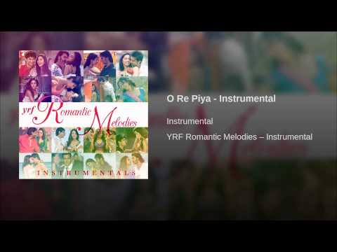 O Re Piya - Instrumental