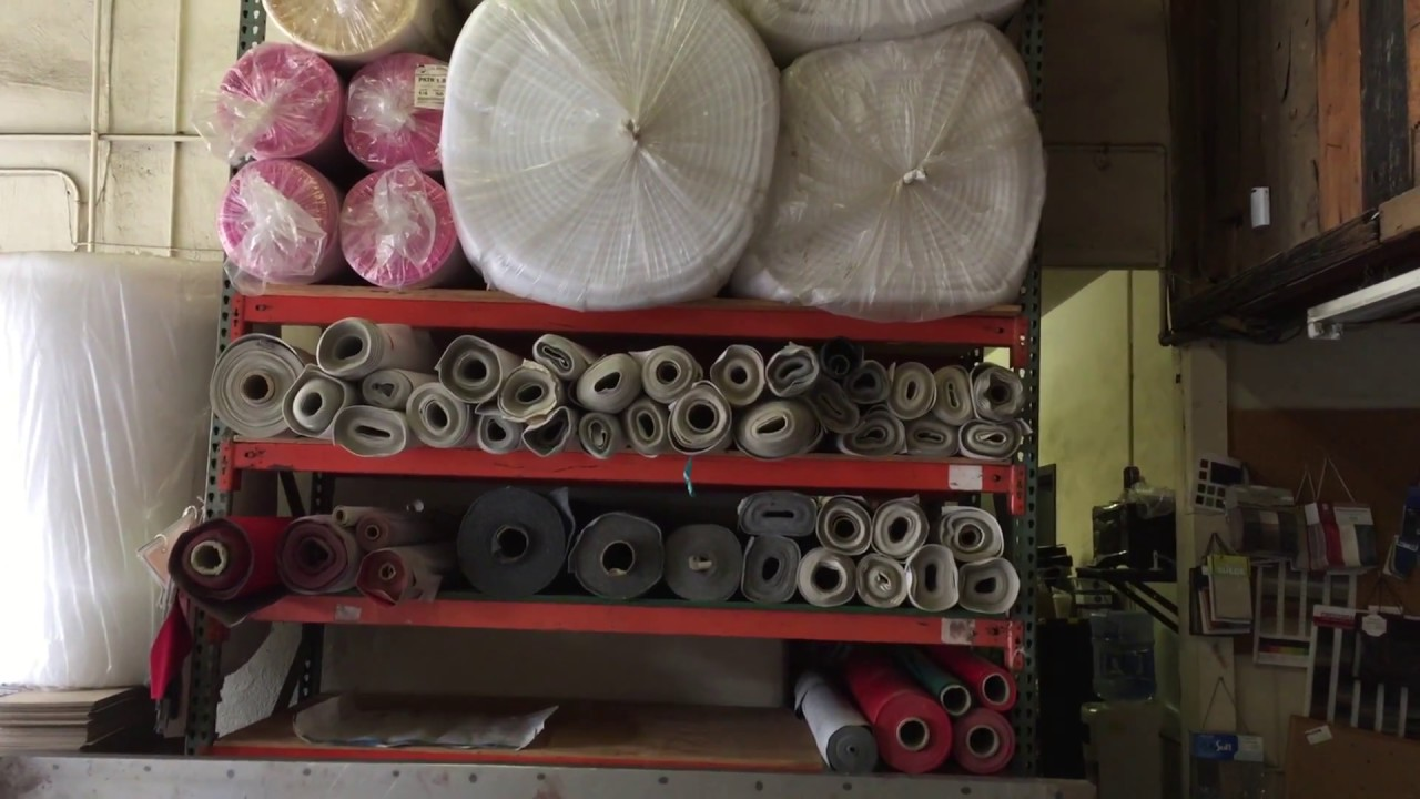 Hernandez Upholstery Supplies and upholstery foam near me in Fresno