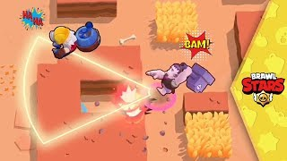 DYNA JUMP is Awesome 🧨 Brawl Stars 2019 Funny Moments, Fails and Glitches