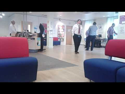 Jobcentre Staff doing nothing as usual