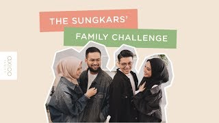 FAMILY CHALLENGE WITH THE SUNGKARS FAMILY