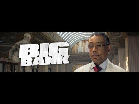 PAYDAY 2: Big Bank Heist Gameplay