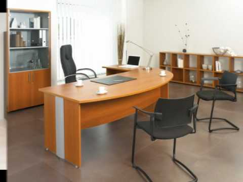 mobilier de bureau en ligne economique monsieurbureau youtube. Black Bedroom Furniture Sets. Home Design Ideas