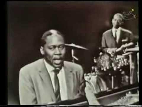 Memphis Slim & Kansas Field - Rocking The House