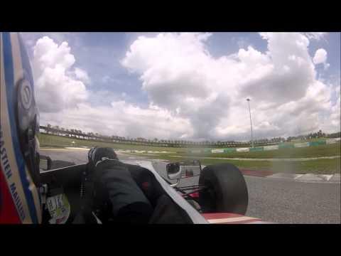 Asia Formula Renault 2015 - Sepang F1 Circuit R3&4