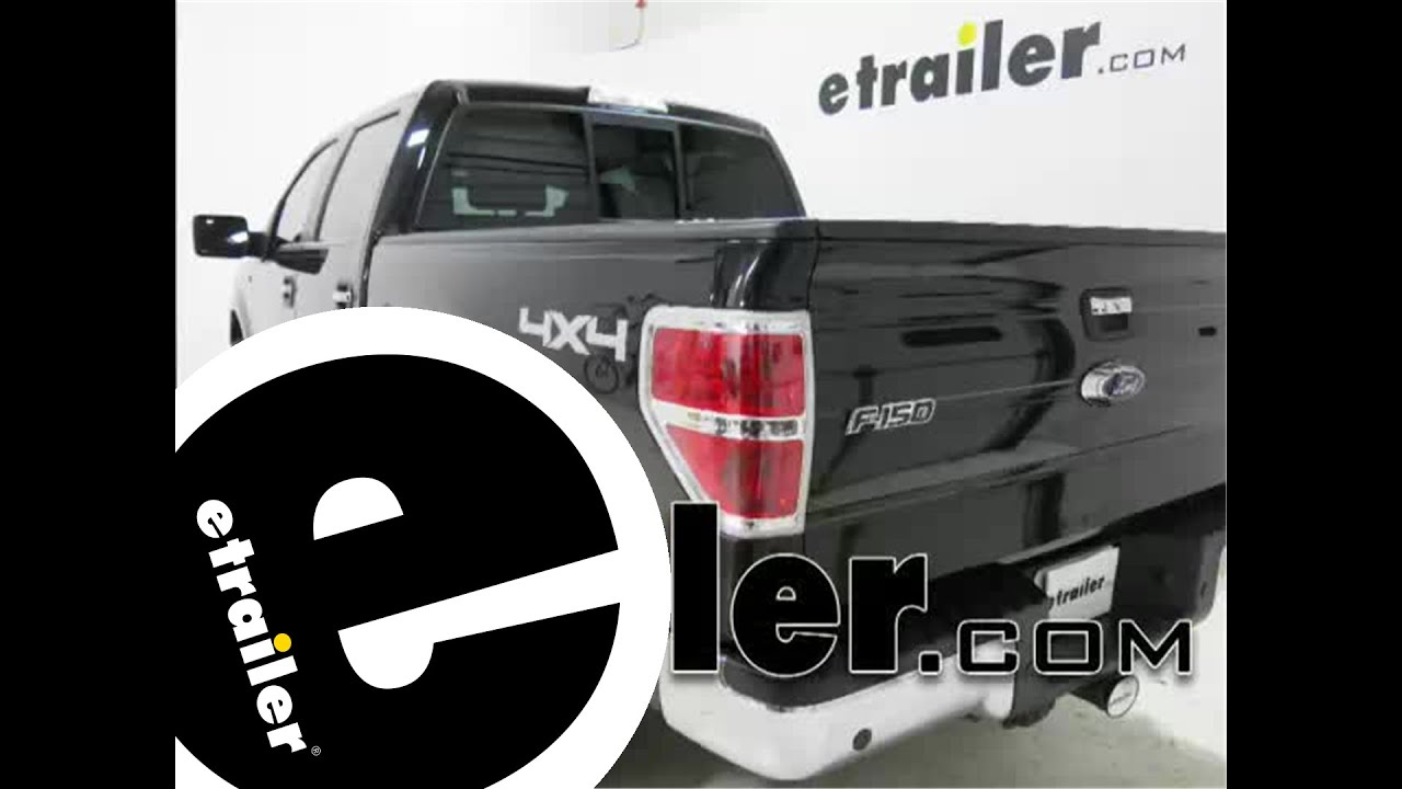 Review of the weathertech techliner truck bed mat on a 2013 ford f 150 etrailer com youtube