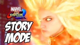 Marvel Vs. Capcom Infinite: Story Mode, Infinity Stones & Release Date (Marvel Vs Capcom Infinite)