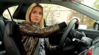 """Acura Tlx: Тест-Драйв В Программе """"Москва Рулит""""."""