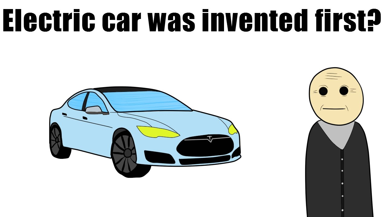 The Electric car was Invented first? (A Brief History Of The ...