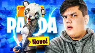 PANDA'S NEW LEGENDARY SKIN AT FORTNITE ‹ JUAUM ›