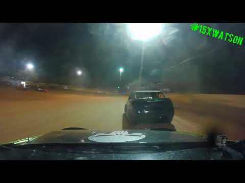 Harris Speedway 7 7 2018 FWD 4 Main Nick Watson
