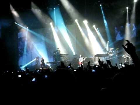 Linkin Park - Given Up - Stuttgart LIVE Konzert 22.10.2010 Schleyer Halle (Thousand Suns World Tour)