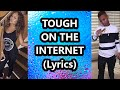 Lil Niqo Ft Miss Mulatto - Tough On The Internet (Lyrics)