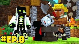 WIR SIND UNERWÜNSCHTE GÄSTE?! - Minecraft 1.14 #09 [Deutsch/HD]