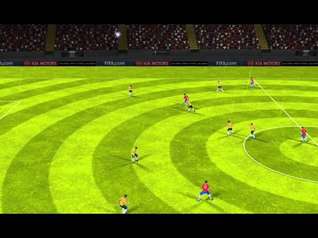 FIFA 14 Android - Chili VS Australië