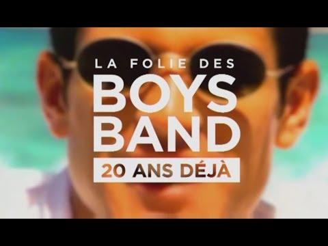 La folie des Boys Band, 20 ans déjà !