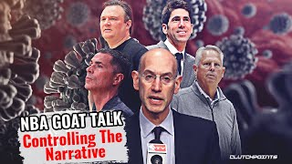 Why NBA agents and GMs leak info: 'You must control the narrative'