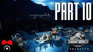 TYRANNOSAURUS REX! | Jurassic World: Evolution #10