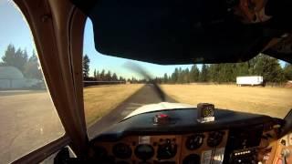 Landing at Spanaway, WA (S44)