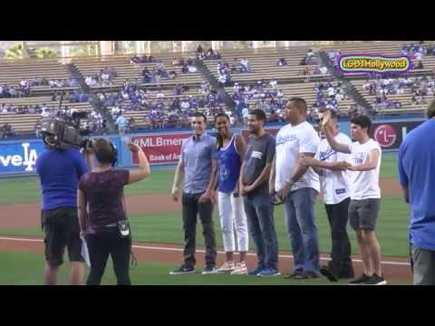 LGBT Pride Night at Dodger Stadium #WeLoveLA 2016