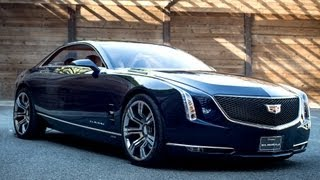 Cadillac Elmiraj Concept 2013 Videos