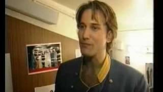 Cyril Niccolai dans le rôle d'Ashley Wilkes